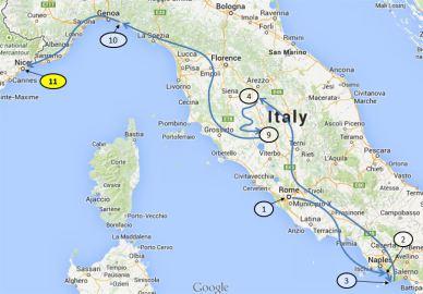 Map 11 (Nice)